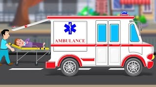 Ambulance | Formation And Uses | Kids Videos And Games