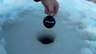 Эхолот для рыбалки со льда