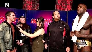 Kenny Omega & The Good Brothers vs. Moose, Sami Callihan & Chris Sabin   IMPACT Thu. at 8 p.m. ET