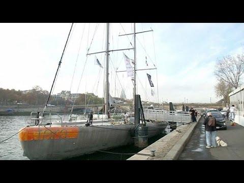 Γαλλία: Στον Σηκουάνα η «Φωνή των Ωκεανών»