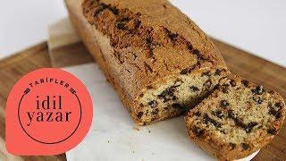 Bol Çikolatalı Muzlu Ekmek Nasıl Yapılır ? (Banana Bread) – İdil Yazar – Yemek Tarifleri