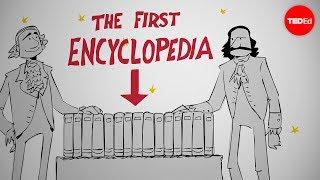 議論に事欠かない百科全書の起源 ― アディソン・アンダーソン