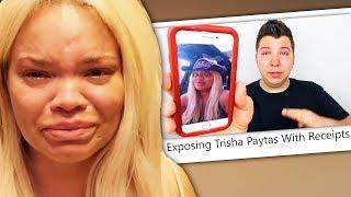 Trisha Paytas Is A Manipulative LIAR