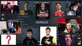 Niko stream (+Xantares) vs Woxic (+S1mple) - a 1000$ Bet Rematch | Fpl Train