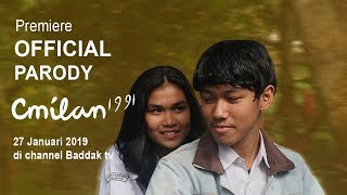 Official Trailer Dilan 1991 l PARODY
