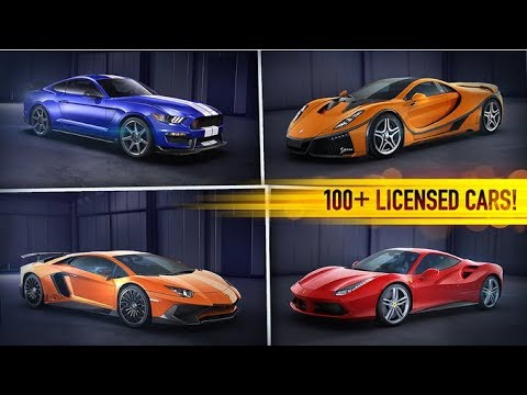 Download Fastest Cars Each Tier In Csr2 Video 3GP Mp4 FLV HD Mp3