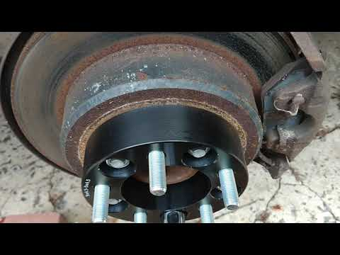 Lincoln Town car wheel upgrade additional info