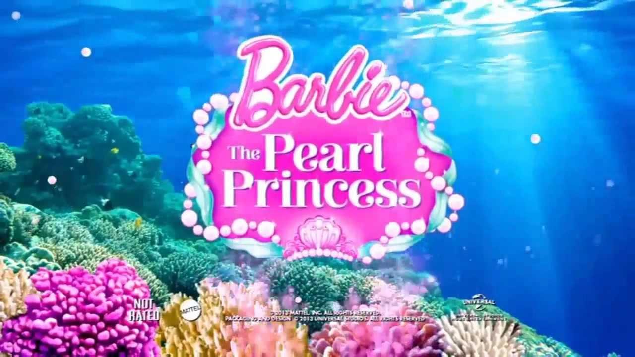 Trailer för Barbie: Pärlprinsessan
