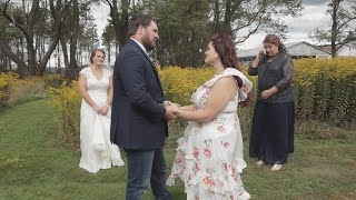 What Surprise Wedding Guest Made Groom Break Down Crying