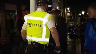 Rellende jongeren aangehouden in Amersfoort | Overtreders aflevering 32