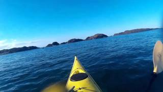 Sea Kayaking in Ireland