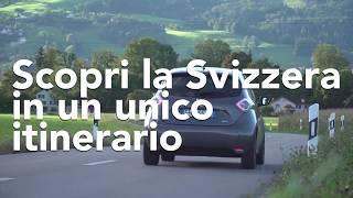 Scopri la Svizzera in un unico itinerario