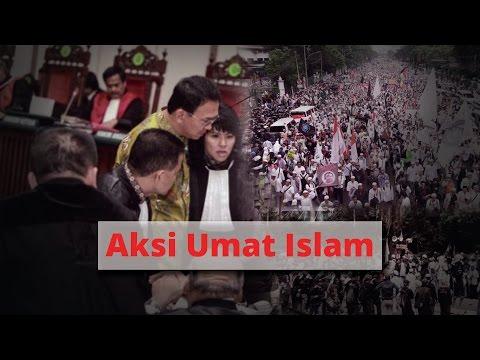 Imbas Tuntutan Ahok, Umat Islam Kembali Gelar Aksi