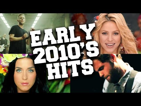 Top 100 Early 2010's Music Hits