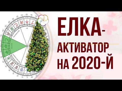 КУДА ПОСТАВИТЬ НОВОГОДНЮЮ ЕЛКУ и ПОВЕСИТЬ ГИРЛЯНДУ ДЛЯ АКТИВАЦИИ УДАЧИ В 2020 ГОДУ!