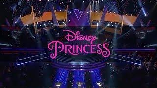 تحميل اغاني The Voice Kids Final 2018 - MBC - أغنية أميرات ديزني - عيشي الحكاية MP3