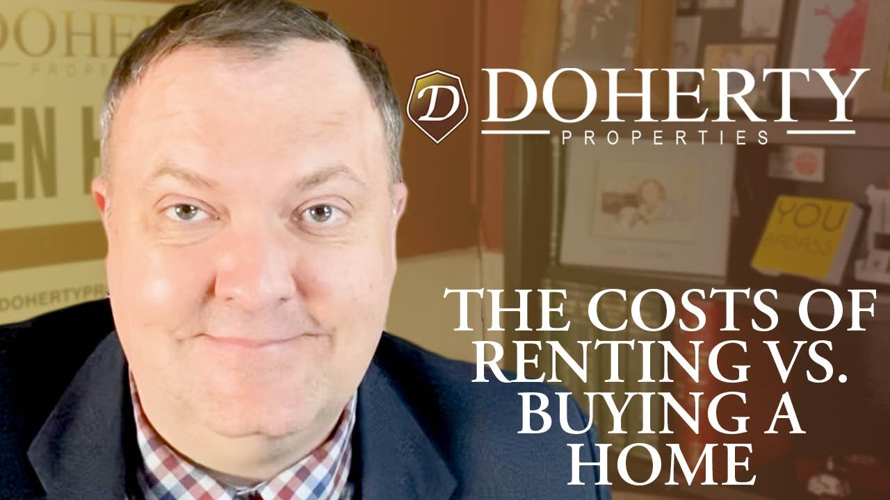 The Cost Difference Between Buying and Renting a Home