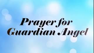 Prayer for Guardian Angel
