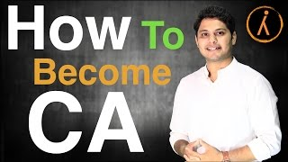 HOW TO BECOME CA ?   Crack CA   CHARTERED ACCOUNTANT   ICAI   Power of Study