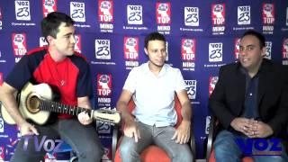 Entrevista com Ricardo e Guilherme da Banda Xadrez Chinês de São Joaquim da Barra 2015