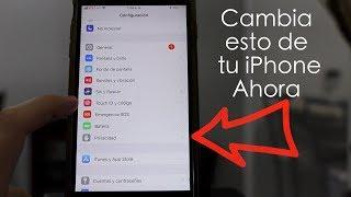 6 Ajustes de tu iPhone Que Tienes Que Cambiar