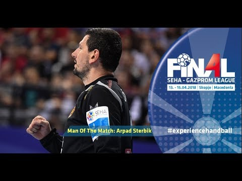 Final 4: Man of the Match - Arpad Sterbik (Vardar vs Meshkov Brest)