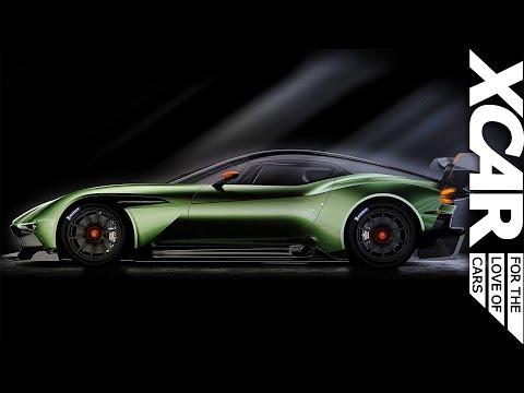 Aston Martin Vulcan: Hyper-rare Hypercar - XCAR