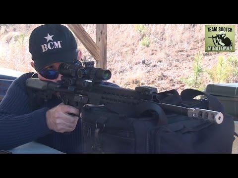 Armalite M-15 Tuneable Muzzle Brake Review