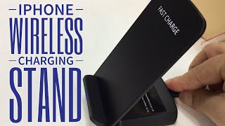 10W Fast Wireless Qi Charging Pad Stand by Seneo Review