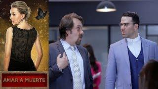 Amar A Muerte   Capítulo 78: Johny Es Sospechoso Por La Muerte De Susana   Televisa