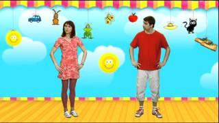 Baby English - díl 1 (česko-anglický výukový seriál pro děti)