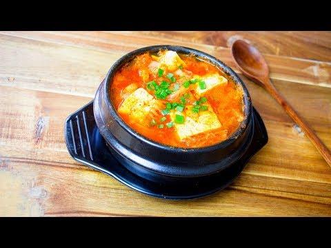 Yra kimchi jjigae tinkamas svorio metimui, Vietoj to išbandykite vieną iš šių variantų: