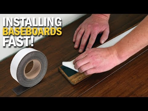 How To Install Baseboards Fast