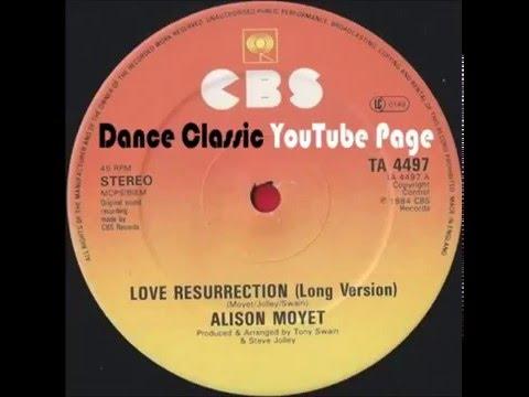 Alison Moyet - Love Resurrection (Long Version)