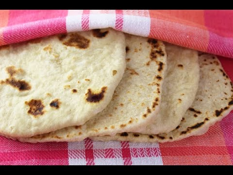 Quick & Easy Flatbread – Ready in 30 Minutes