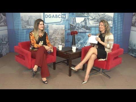 Carol Michels conversa com DGABC Entrevista; veja vídeo