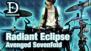 Avenged Sevenfold - Radiant Eclipse Drum Cover (By Drummerek)