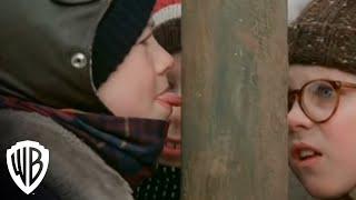 A Christmas Story - Sticky Tongue