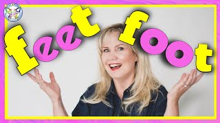 I Can - English Phonics For Kids - The 'ee' And The 'oo' Phonics - Word Reading, Sentence Reading