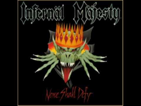 Infernal Majesty - Night Of The Living Dead online metal music video by INFERNÄL MÄJESTY