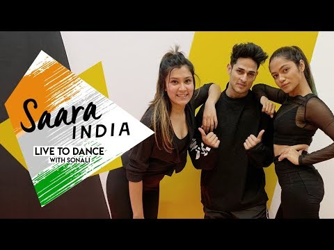 Saara India - Aastha Gill | Priyank Sharma | Dance Cover | LiveToDance with Sonali