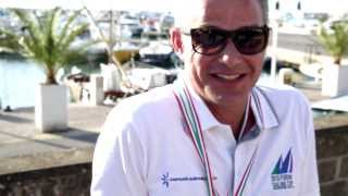 Youtube: Intervista a Luca Bassetto, Forum Sailing Cup 2013
