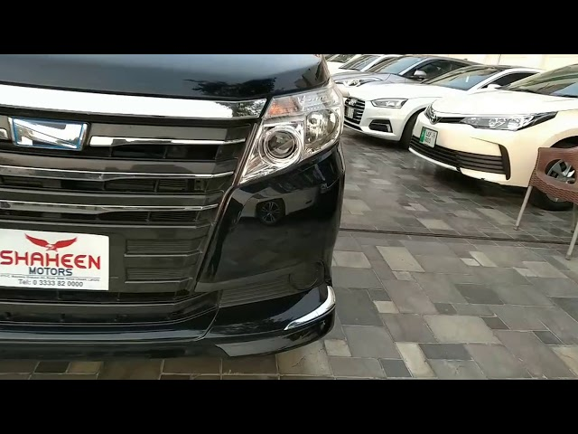 Toyota Noah X SPECIAL EDITION 2015 for Sale in Lahore