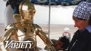 Anthony Daniels on Saying Goodbye to C-3PO in 'Star Wars: The Rise of Skywalker'
