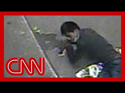 Video shows boy die in border patrol cell