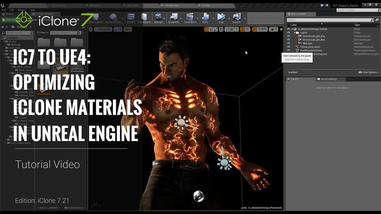 iClone Tutorials - Real-time 3D Animation