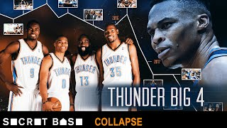 How the Thunder failed to win a title after drafting three MVPs in a row thumbnail