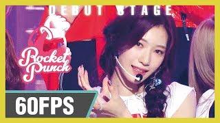60FPS 1080P   Rocket Punch (로켓펀치)   Love Is Over + BIM BAM BUM (빔밤붐)  Show! Music Core 20190810