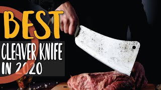 Best Cleaver Knife in 2020 – Our Top 10 Choices Compared!