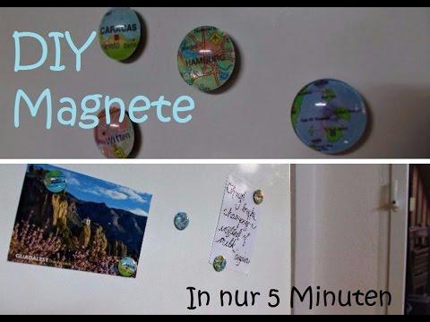 DIY Kühlschrankmagnete in nur 5 Minuten